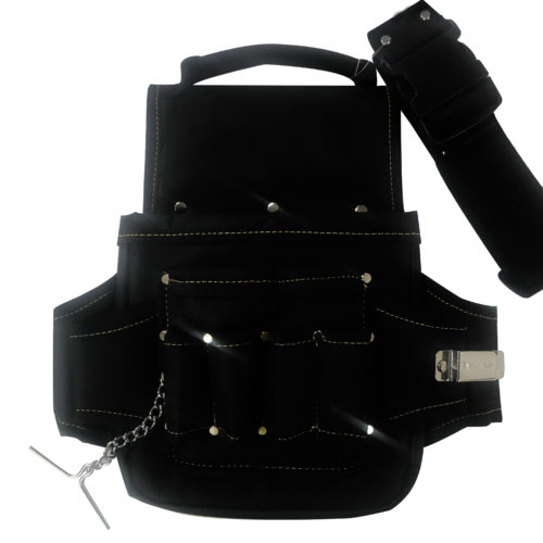 Electricians Nylon Tool Pouch including Belt