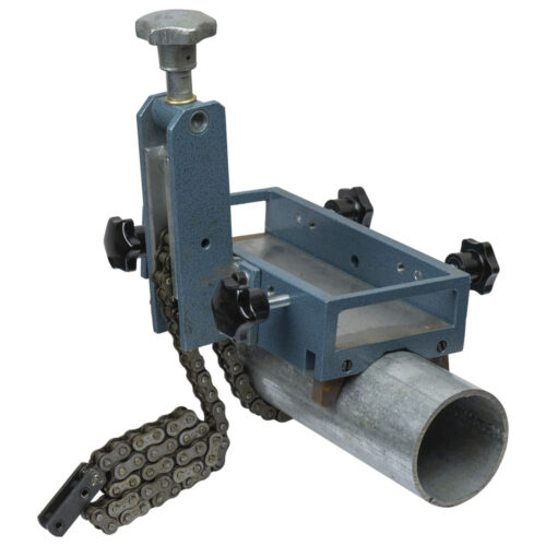 Holemaker Mag. Base Machine Pipe Attachment Single Chain