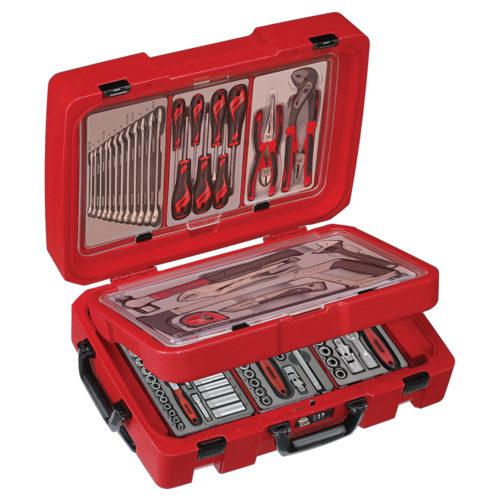 Teng 100pc Mobile Service Tool Kit #4 W/TC-SC
