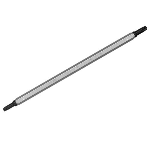061 Screwdriver Bit Double Ended Pozi # 2 / Flat 6.0 x 160mm