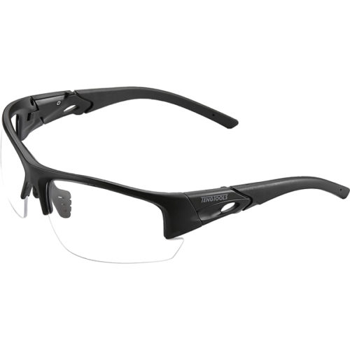 Teng Safety Glasses 5145A - Clear - AS/NZS1067