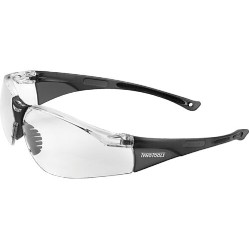 Teng Safety Glasses Clear Lens Sport Style