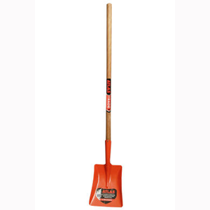 Atlas Shovel #2 Sq Mth L/H/W - AT02606