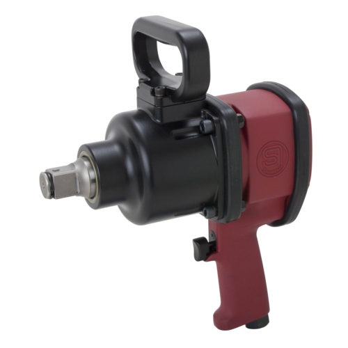 "Shinano 1"" Square Drive Impact Wrench Pistol Type"