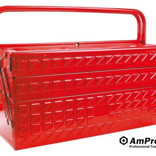 T47005 Tool Box Cantilever 5 Tier 470mm x 220mm x 295mm