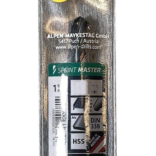 Alpen Series 618 Sprint Master in Plastic WalletØ 6.5