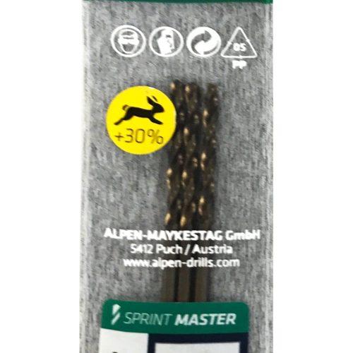 Alpen Series 618 Sprint Master in Plastic WalletØ 1.0 (Pkt of 3)