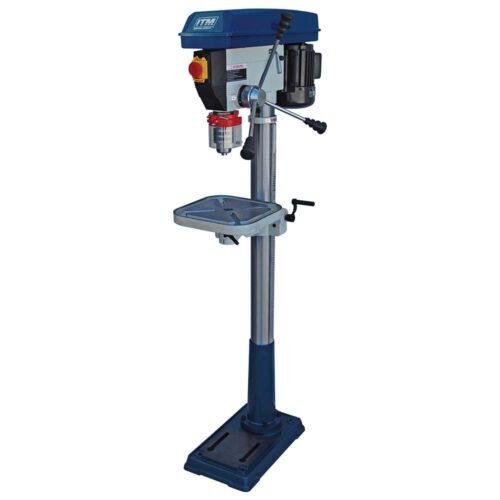 Trademaster Pedestal Floor Drill Press 3MT 20mm Cap. 750W
