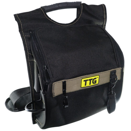 TTG 21 Pocket  Electricians Tool Pouch w/Shoulder Strap