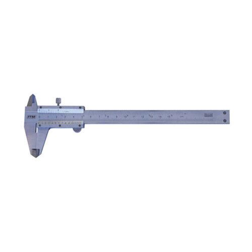 ITM Vernier Caliper Stainless Steel 0-150mm