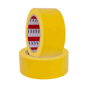 HEAVY DUTY PVC FLOOR MARKING TAPE 48MM X30M-YELLOW