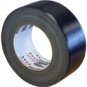 NZ Tape Waterproof Cloth Tape Premium 48mm x 30m - Black
