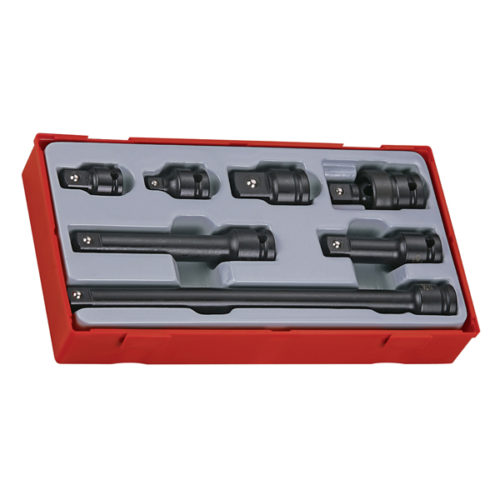 7PC 1/2IN DR. IMPACT ACCESSORIES SET (ANSI)
