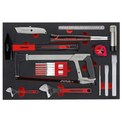 Teng 12pc General Tool Set (EVA)
