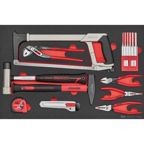 Teng 25pc General Tool Set (EVA)