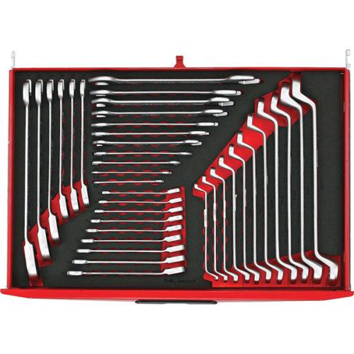 Teng 37pc Metric Spanner Set (EVA)