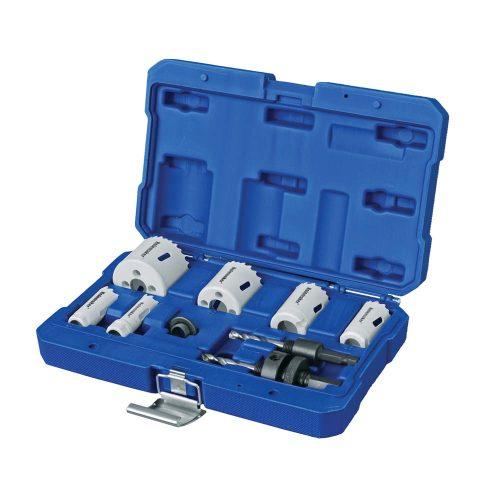 Holemaker 9pc Cobalt Holesaw Set - Electricians