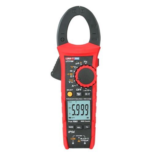 Uni-T UT219M Professional Clamp Meter Motor Test Loz