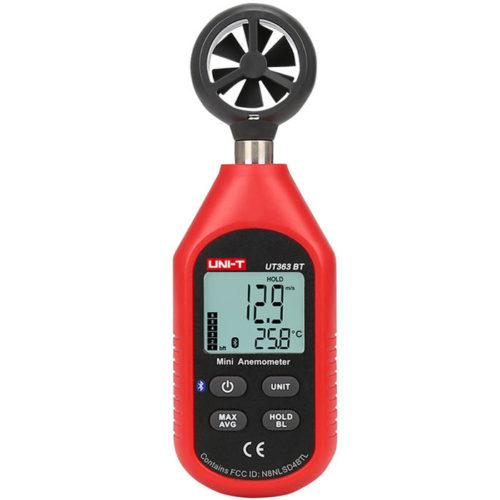 Uni-T UT363BT Mini Anemometer