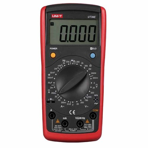 Uni-T UT39E High-Precision Digital Multimeter