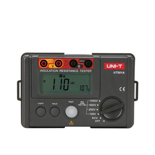 Uni-T UT501A 1000V Insulation Resistance Tester