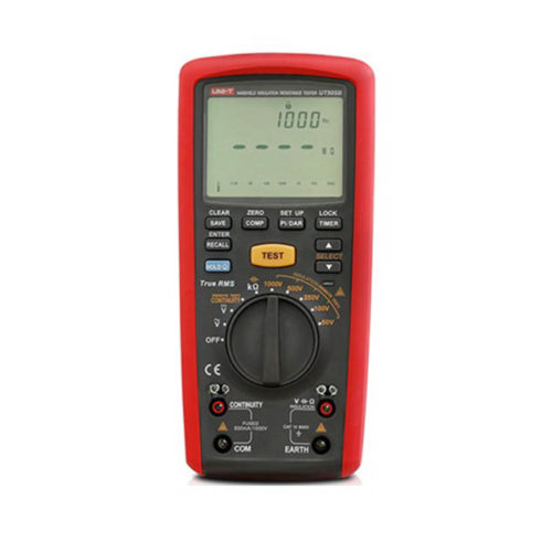 Uni-T UT505B Handheld Insulation Resistance Tester