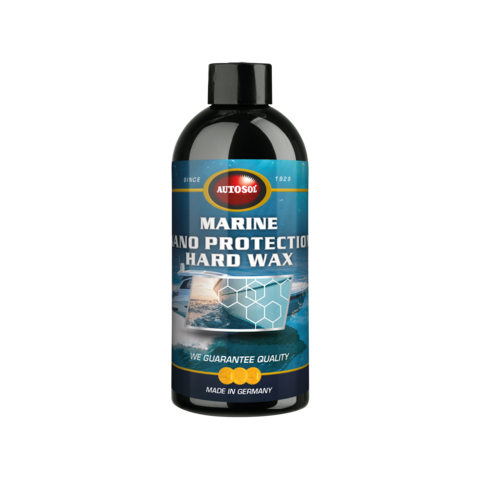 053710 Boat Hard Wax with Nano Protection (500ml Bottle)