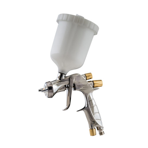 IWATA - IWATA SPRAY GUN SUPERNOVA WS400 1.3MM BASECOAT GUN + POT