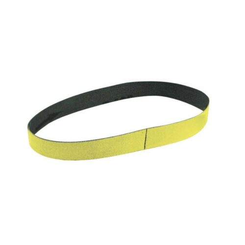 WS Belt Diamond Grit (Micromesh) For Knives 180 Grit -Yellow