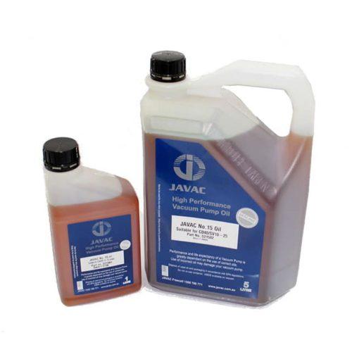 JAVAC #15 5 litre Universal Light Refrigeration Oil