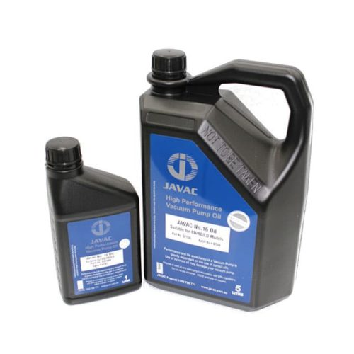 JAVAC #16 5 Litre Oil for VECTOR RD