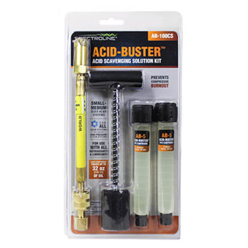 Spectroline Acid-Buster Injection Kit - Acid Solution