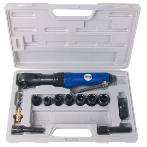 3/8 A/RATCHET WRENCH KIT 17PC