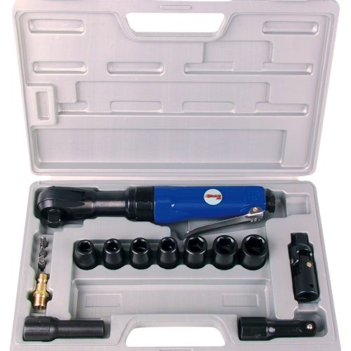 1/2 A/RATCHET WRENCH KIT 17PC